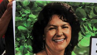 Dictan prisión preventiva para presunto autor intelectual del asesinato de Berta Cáceres