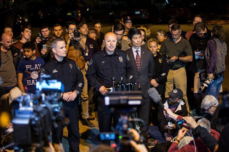 muere presunto autor ataques explosivos texas