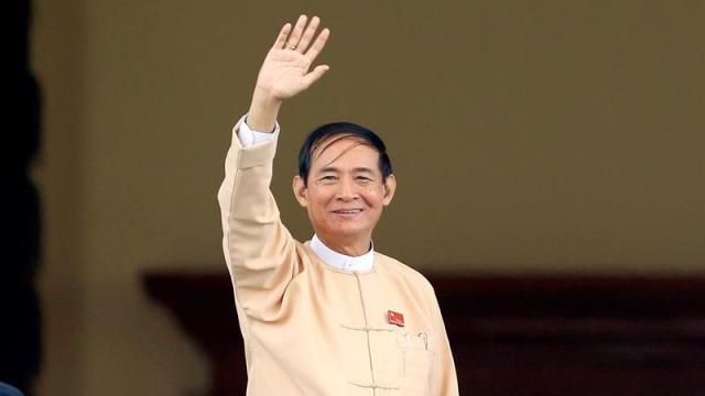 parlamento de myanmar elige a leal a suu kyi como presidente