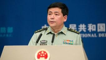 China acusa a EU de 'provocación militar' tras incursión de buque guerra