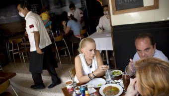 Incrementan asaltos en restaurantes de la Ciudad de México