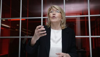 Exfiscal Ortega pide ayuda internacional para recuperar libertad en Venezuela