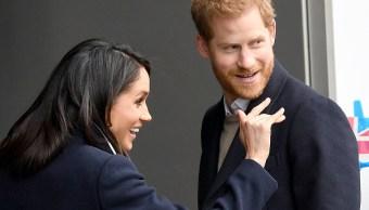 Enrique y Meghan Markle eligen pastel de limón orgánico para su boda