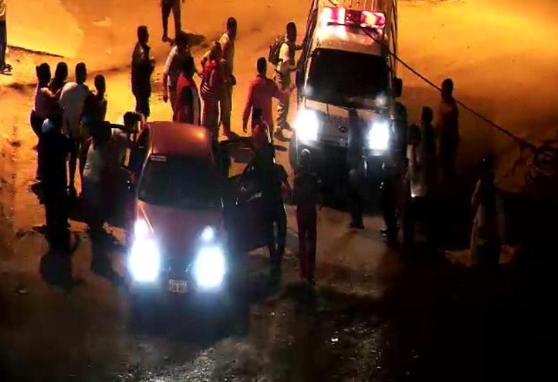 Atropellamiento masivo en Ecuador deja 26 personas heridas