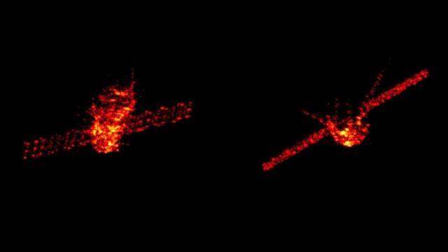 El Tiangong-1 hizo su reentrada en la región central del Pacífico sur