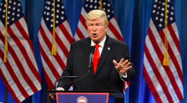 Trump pide que Alec Baldwin deje de imitarlo porque verlo es una agonía