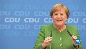 Alemania: Merkel se alista para cuarto periodo y nombra sucesora