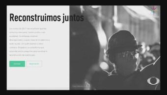 Alfonso Cuarón presenta la plataforma brigada.mx