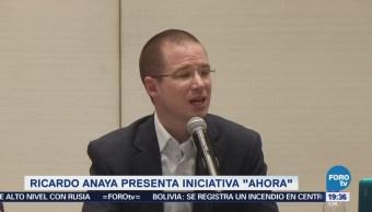 Anaya Asegura Nuevo Aeropuerto Será Construido Transparencia