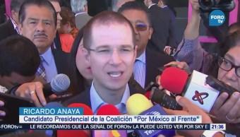 """Anaya califica como """"disparate"""" el dar marcha atrás proyecto del aeropuerto"""