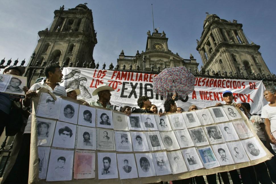 Desaparicion-Forzada-Guerra-Sucia-Mexico