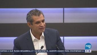 Apostar por la inestabilidad no es opción: Enrique Ochoa