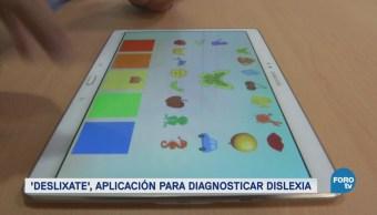 App para diagnosticar dislexia