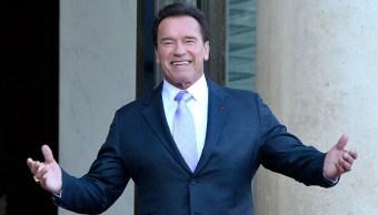 Arnold Schwarzenegger recupera operación corazón