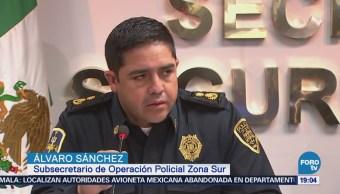 Asesinan Jefe Policial Frente Casa Tláhuac