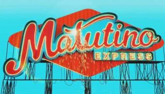 Así arranca Matutino Express con Esteban Arce