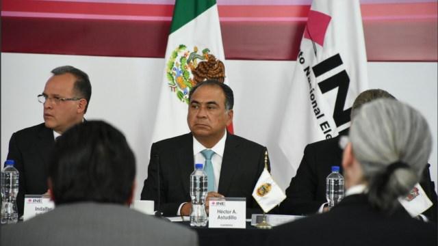 Habrá seguridad para las elecciones en Guerrero, asegura Héctor Astudillo