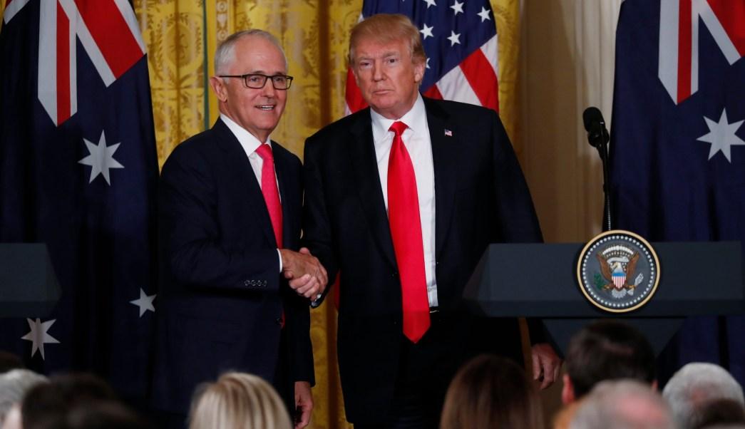 Australia negocia Estados Unidos exentar pago aranceles