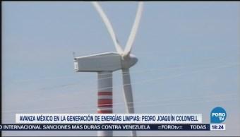 Avanza el uso de tecnologías verdes para generar electricidad