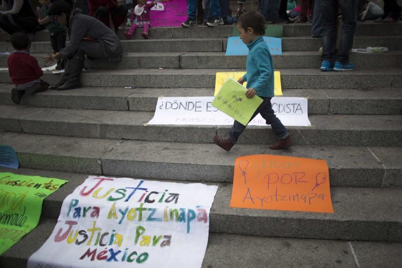 ayotzinapa-marcha-protestas-niños