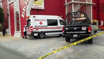 Balacera en restaurante 'El rey del cabrito', en Nuevo León, deja un muerto