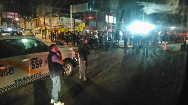 se registra balacera en san jeronimo hay cinco detenidos