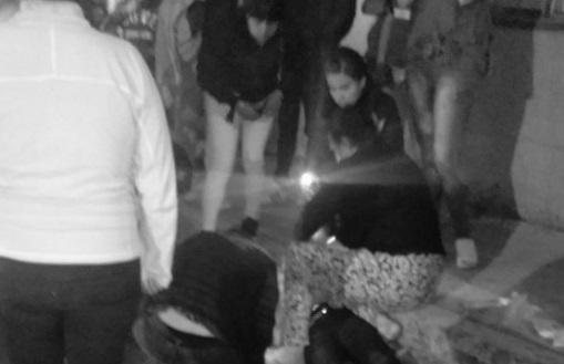 Balacera en Santo Domingo, Coyoacán, deja dos muertos y tres heridos
