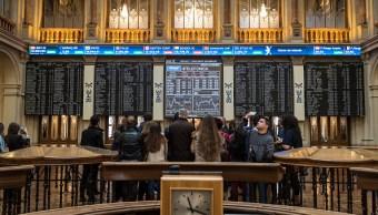 Bolsas europeas, con bajas; crece incertidumbre comercial