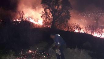 bomberos incendio naucalpan edomex bomberos proteccion