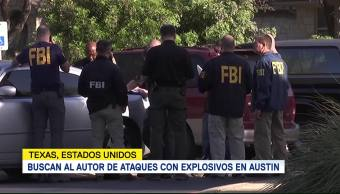 Buscan Autor Ataques Explosivos Texas