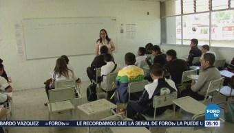 Cada año, entre 600 mil y 700 mil estudiantes mexicanos dejan el bachillerato