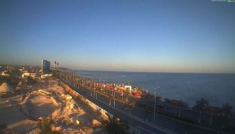 Altas temperaturas vuelven a Campeche tras paso del frente frío 40