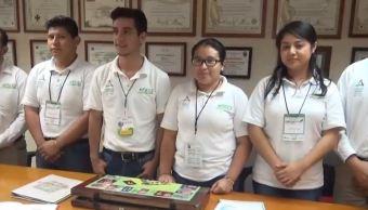 Universitarios de Campeche ganan 1er lugar en concurso latinoamericano de ciencia