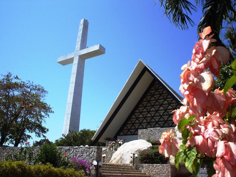 Capilla de la Paz, en Acapulco