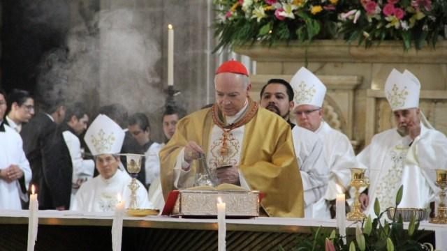 celebran cena senor en la catedral metropolitana de la cdmx