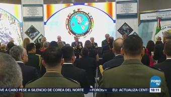 Líderes Infantería 20 Países Reúnen México