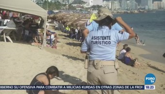 Refuerzan Seguridad Durante Puente Vacacional Playas Quintana Roo