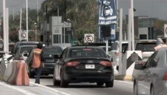 Realizan operativo por fin de semana largo en autopistas y carreteras