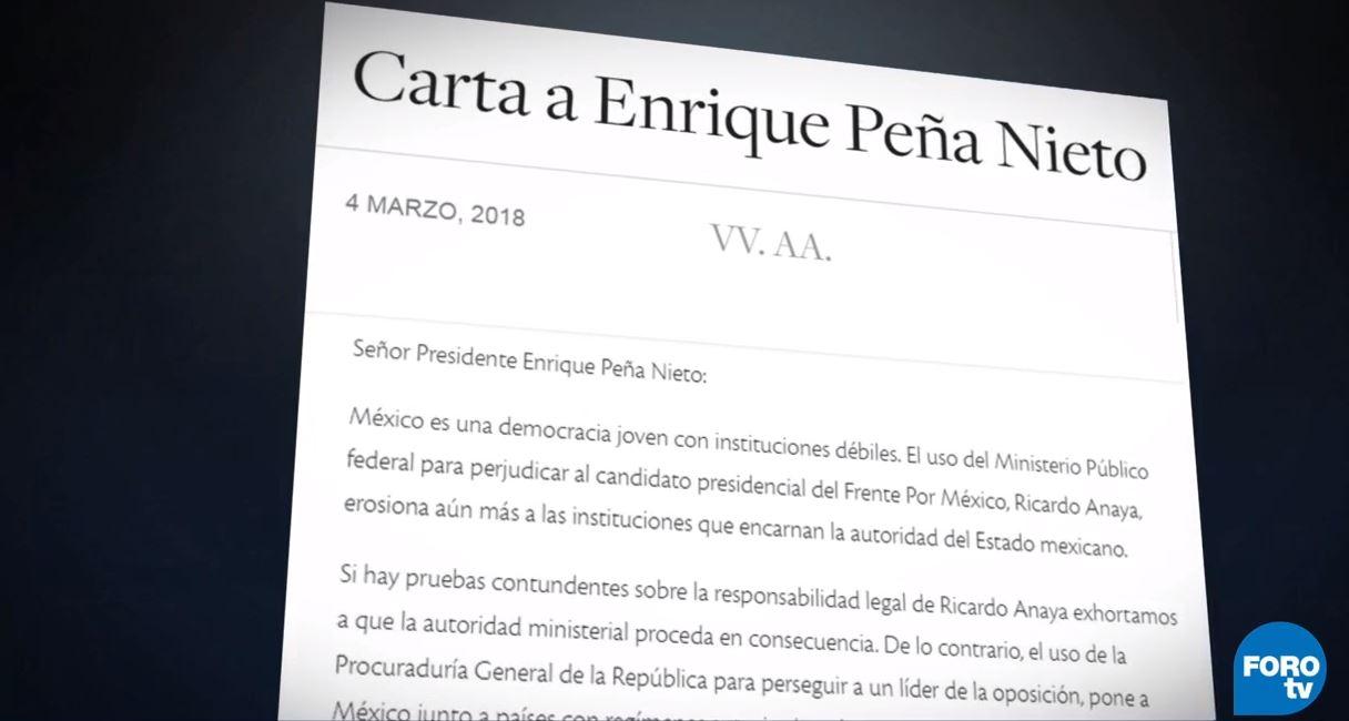 Ricardo Anaya: el enemigo del sistema