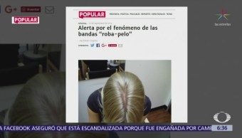 Casos de robo de cabello en el mundo