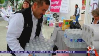 CDMX ha recibido 25 mdp en donativos para damnificados de sismos