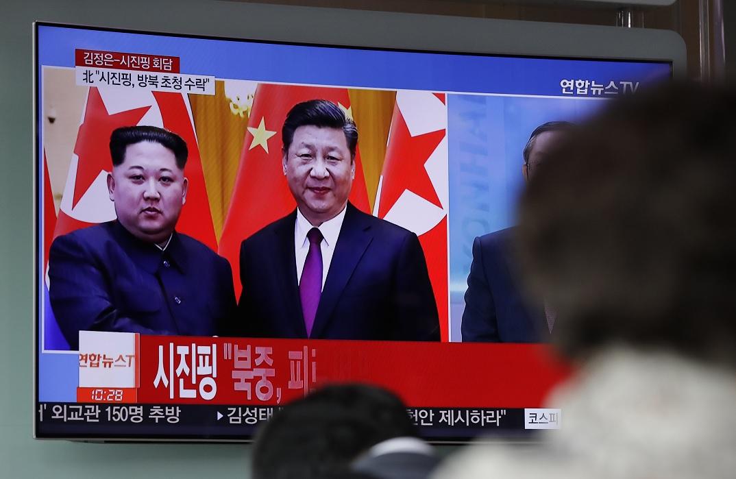 China informa Estados Unidos visita Kim Jong Un