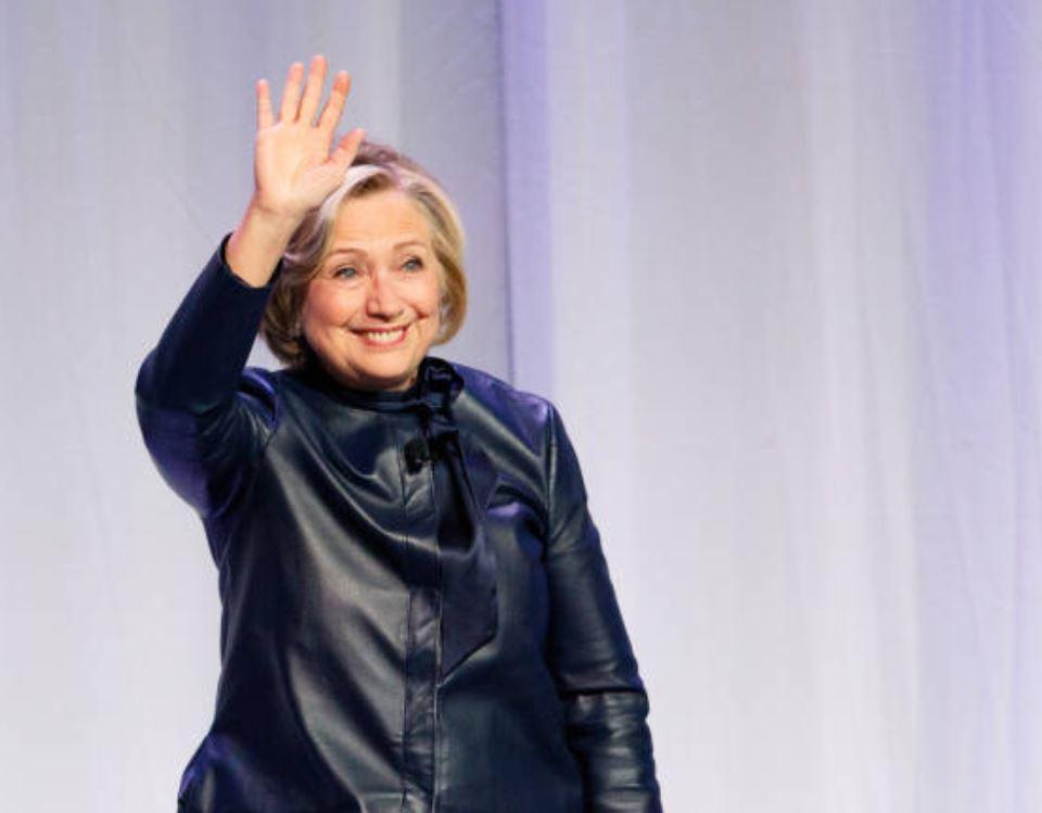 Hillary Clinton, excandidata presidencial por Estados Unidos en 2016. (Gettyimages)