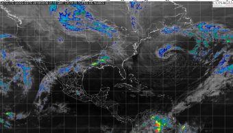 SMN pronostica tormentas intensas y granizadas por frente frío 35