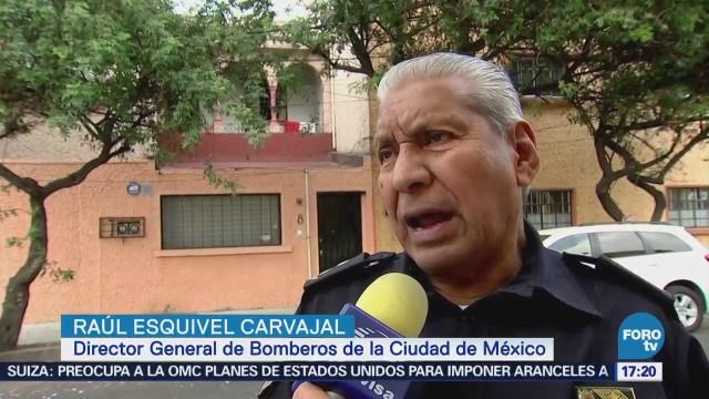 Conflicto Dentro Cuerpo Bomberos Ciudad De México