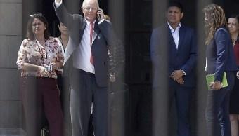 Congreso peruano aceptará renuncia presidente Kuczynski
