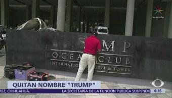 Corporativo de Trump tiene que abandonar administración de Torre Trump en Panamá