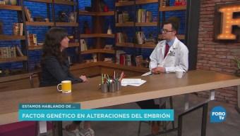Alteraciones Desarrollo Embrionario Marlon De Ita Facultad De Medicina