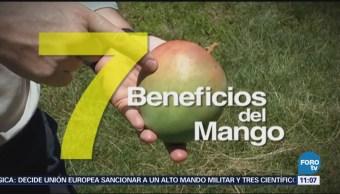 Cuáles son los siete beneficios del mango