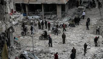 Grupos islamistas se disputan control del Guta Oriental
